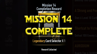 Star Wars: Force Arena - All Mission 14 Complete