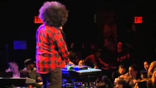 Reggie Watts (2009) - When The Eagle Starts to Fly / Nexus of The World