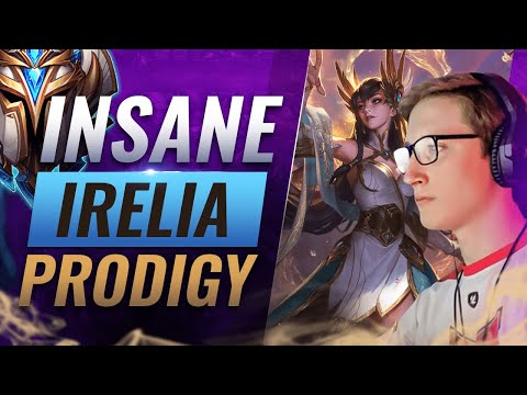 How This Challenger Irelia 1v9s EVERY Game (Niles) - League of Legends
