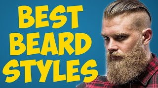 60 Beard Styles | Mens Fashion | Hipster Style