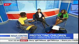 Campaigns against child abuse: Protecting children