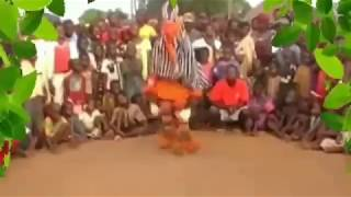 Оранжевые танцы с бубном