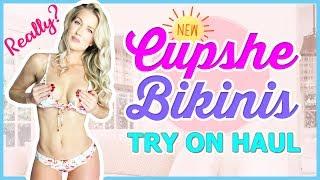 HUGE BIKINI TRY ON HAUL | *NEW* Cupshe Bikinis