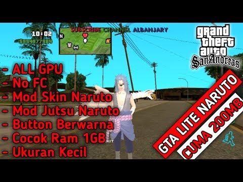 Download Gta Sa Android Mod The Last Naruto Movie Mod Pack Gta Video