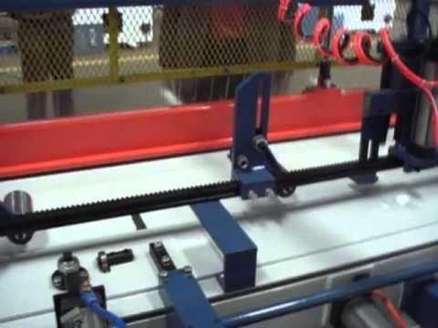 Finger Joint Press