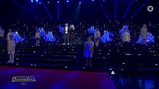 Daniela Alfinito & Sohn Maurizio  K. Chor-Ein Mensch wie ein Bergwerk (27.2.2021) Schlagerchampions