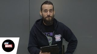 Ask Marvel: CM Punk, Writer