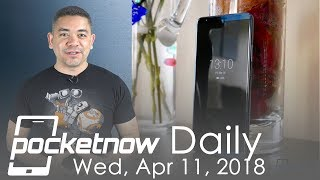 Huawei Mate 20 Pro leaks, BlackBerry Athena rumors & more - Pocketnow Daily