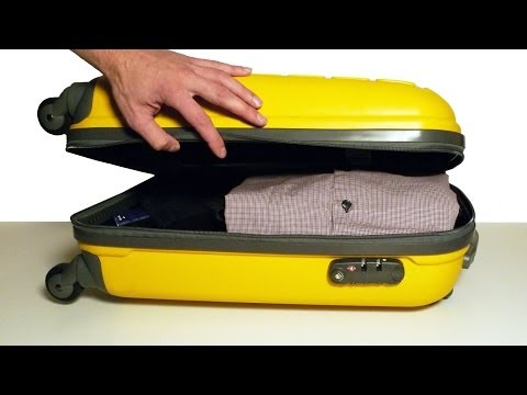 This Video Shows 11 Travel Hacks For Packing More Efficiently