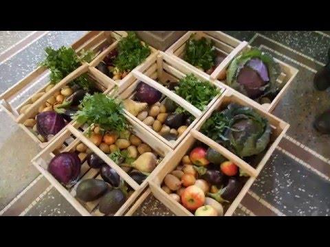 LA POSTE ALSACE ouvre une Conciergerie d'entreprise solidaire avec l'association Jardin de la Montagne Verte