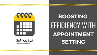 Appointment Setting Services - Pearl Lemon Leads