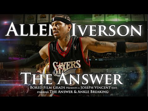 Allen Iverson – The Answer
