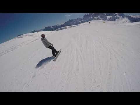 snowboard hard F2 siberpfeil