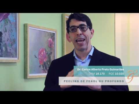 Peeling de Fenol ou Profundo - Vídeos   Clínica GrafGuimarães