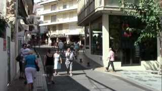 preview picture of video 'Benidorm Old Town'
