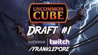 (Magic Online) Uncommon Cube Draft #1 - 5/24/18