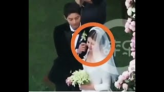 Song joong ki ❤ Song Hye Kyo ❤KİKYo MARRİED  day's happiness for a lifetime sweet Moment