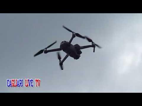 Preview video Coronavirus: A Cagliari i droni per il controllo dell'osservanza delle regole sugli spostamenti