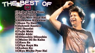 The Best Of KK Best Collection Songs Hindi Songs