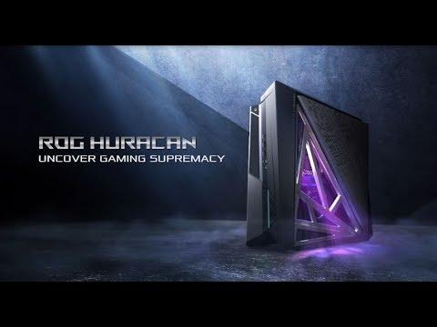ROG Huracan (G21) - Uncover Gaming Supremacy | ROG