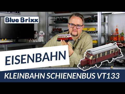 Kleinbahn Schienenbus VT133