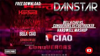 Hardwell Vs. El Profesor Vs.- Bella Ciao Vs. Conquerors (Hardwell Tomorrowland 2018 Mashup )