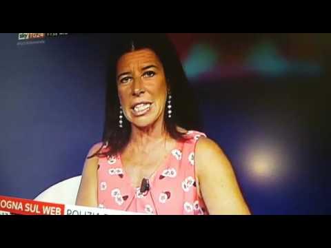 Alessia Sorgato su Sky Tg24 per il Caso Cantone