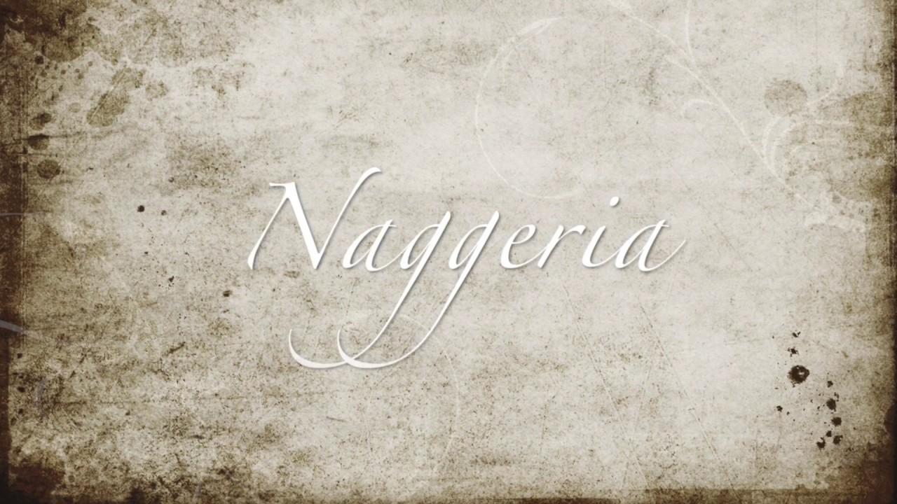 """Naggeria – Am Zahn der Zeit: Episode 03 """"Neue Werke von Jacques Sperròlz"""""""