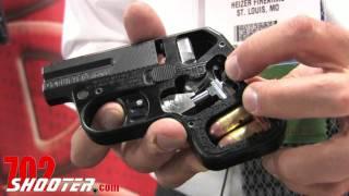 Heizer Defense DoubleTap Titanium Pocket Pistol 2012 Shot Show