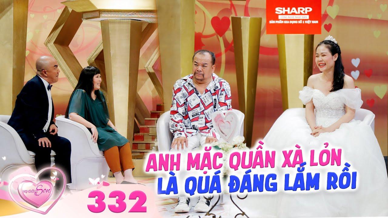 Vợ Chồng Son | Tập 332 FULL: Danh hài Tam Thanh bị cô chủ nhà dụ dỗ, xài kế hiểm để vợ cho ngủ chung