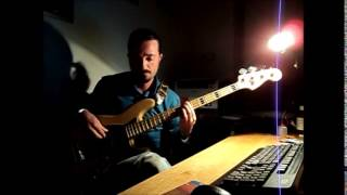 Zero 7 - I Have Seen BASS COVER by FFKING