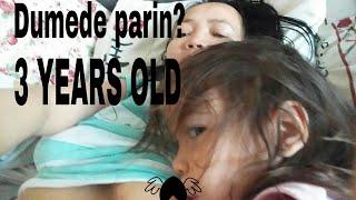 3YEARS OLD DUMEDE PARIN?#breastfeedtandem