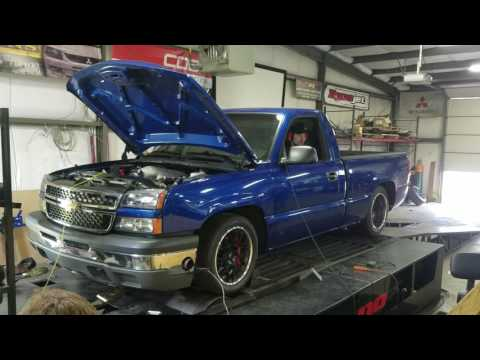 Twin Turbo 1500hp Silverado