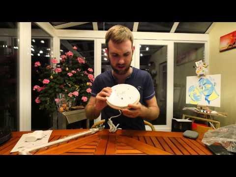 IKEA Riggad QI Tischlampe ausprobiert [4K UHD]