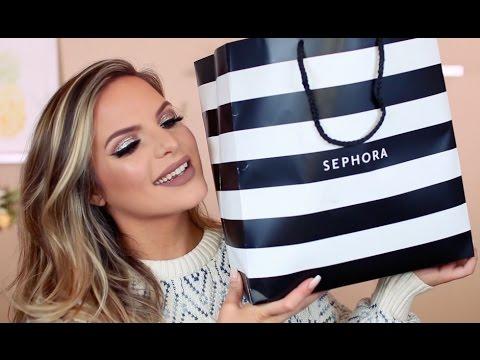 SEPHORA HAUL! | Casey Holmes