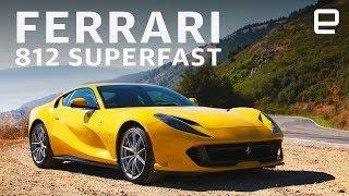 Ferrari 812 Superfast 2017 - dabar