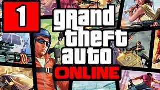 GTA 5 Online: The Daryl Hump Chronicles Pt.1 -  MEET DARYL   GTA 5 Funny Moments