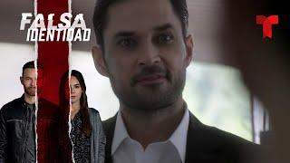 Falsa Identidad   Capítulo 84   Telemundo