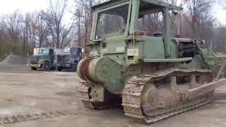Bull Dozer For Sale Military