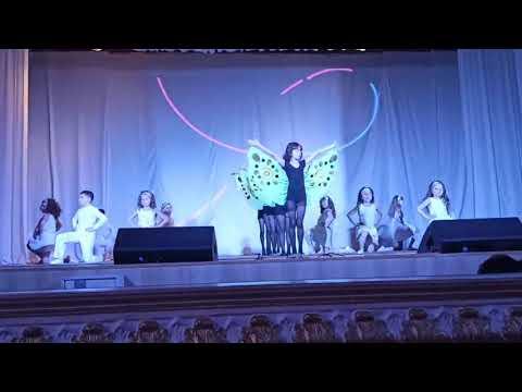 Образцовый детский коллектив ансамбль танца
