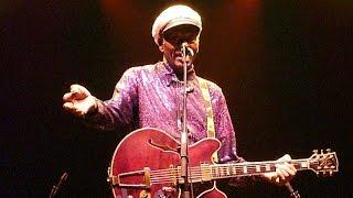 Chuck Berry RIP 1926-2017 - Johnny B. Goode [Live at 013, Tilburg - 18-11-2007]