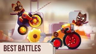 C.A.T.S. — Best Battles #27