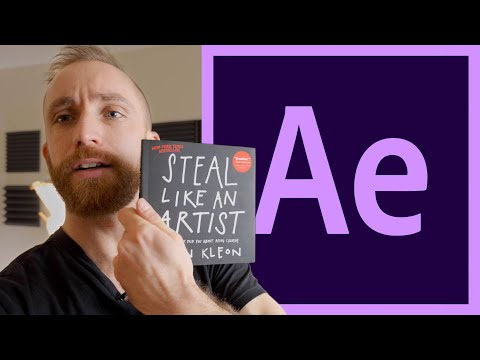 How To Learn Motion Graphics Animation (STEAL?!)