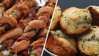 Three Quick Holiday Appetizers You Can Make In 30 Minutes Or Less • Tasty
