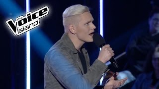 Þórir - If You Ever Want To Be In Love | The Voice Iceland 2016 | LIVE