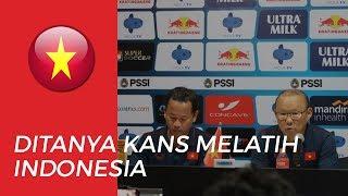 Jawaban Pelatih Timnas Vietnam ketika Ditanya soal Kans Melatih Timnas Indonesia