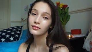 макияж модели | как я крашусь на кастинги ♡.