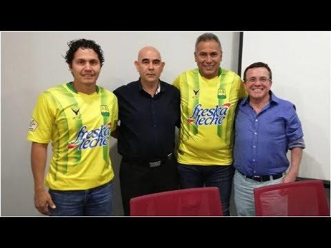 Hernan Torres, nuevo director tecnico del Bucaramanga