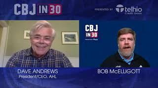 #CBJin30: David Andrews
