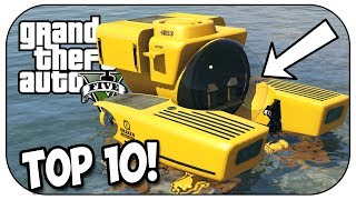 Top 10 MOST USELESS VEHICLES IN GTA 5 ONLINE! (Episode #88)
